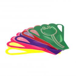 Pungi colorate (pliuri)