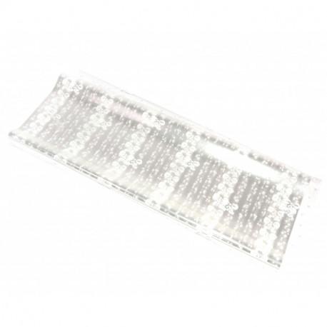 Celofan transparent cu model pachet mare