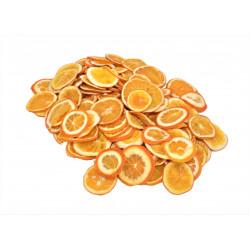 Discuri din portocala uscata