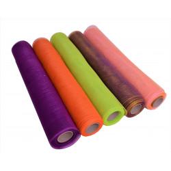 Plasa plastic colorata