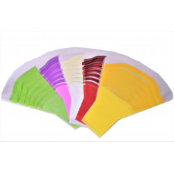 Pungi colorate (dungi)