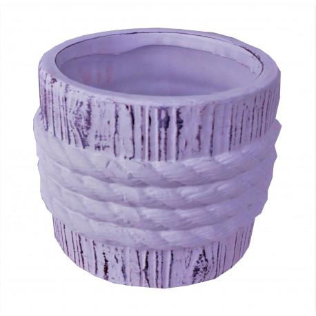 Ghiveci ceramic rotund uni