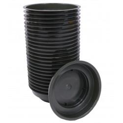 Set 25 tavite rotunde pentru burete cilindric