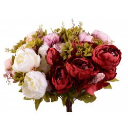 Buchet trandafiri salbatici 10 capete o tulpina