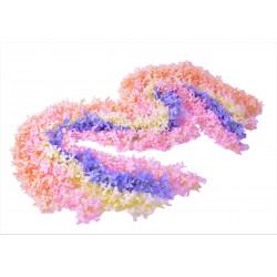 Ghirlanda din flori artificiale