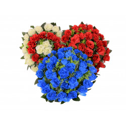 Coroana rotunda florala M 1 D 43