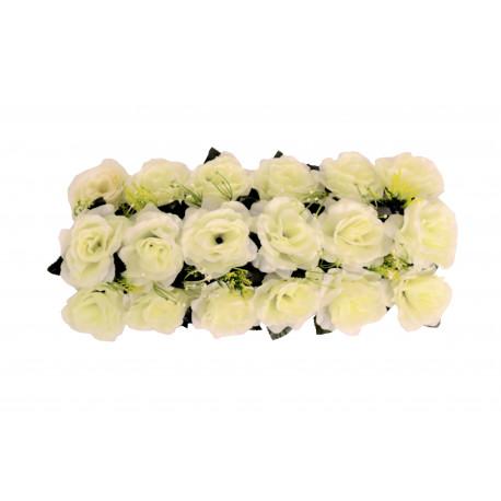 Coroana ovala, florala D 22x50