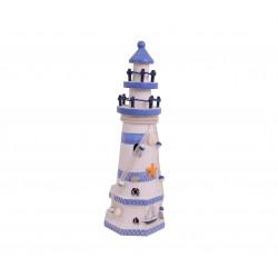 Ornament tip far maritim din lemn mediu
