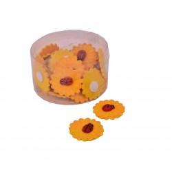 Floarea soarelui cu gargarita