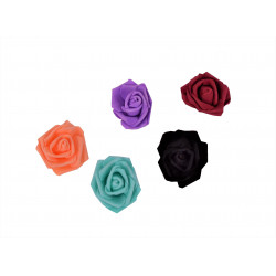 Capete de trandafiri din spuma