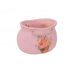 Ghiveci ceramic tip stropitoare