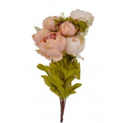 Buchet trandafiri salbatici 6 capete o tulpina