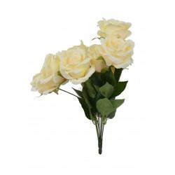 Buchet trandafiri 9 capete o tulpina