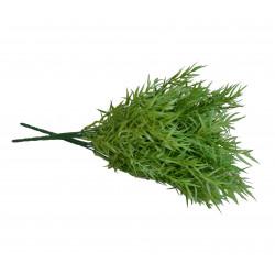 Planta ornament de plastic Agave