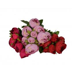 Buchet trandafiri salbatici 10 fire