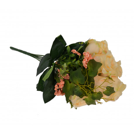 Buchet trandafiri 5 fire o tulpina