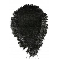 Coroana brad tip lacrima plina invers H 140 C4