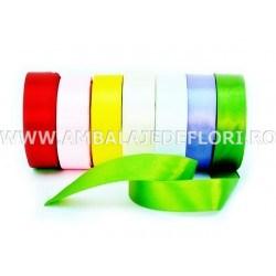 Role saten 2.5 cm toate culorile